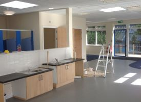 Berryhill School, Mansfield