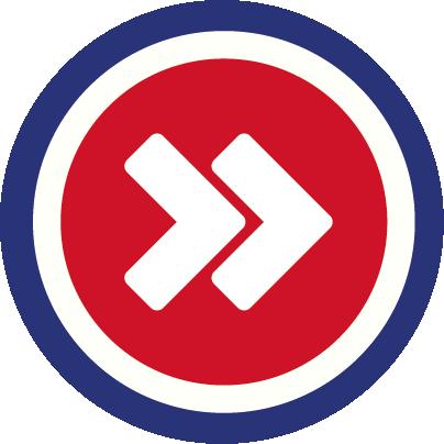 PEP Decorators Fast Icon